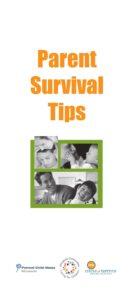 Parent Survival Tips Cover